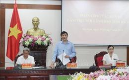 Bộ Y tế làm việc tại Hà Nam về dự án Bệnh viện Bạch Mai và Bệnh viện Hữu nghị Việt Đức cơ sở 2