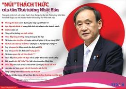 'Núi' thách thức của tân Thủ tướng Nhật Bản