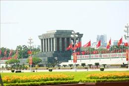 Lãnh đạo các nước tiếp tục gửi Điện, Thư mừng nhân dịp kỷ niệm 75 năm Quốc khánh nước ta