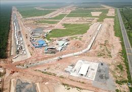 Bàn giao mặt bằng xây dựng sân bay Long Thành