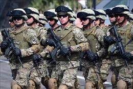 NATO giảm quy mô cuộc tập trận quân sự ở Gruzia