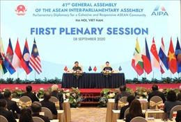 Thông cáo báo chí về ngày làm việc thứ nhất Đại hội đồng AIPA 41
