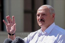Tổng thống Belarus sẽ thăm Nga vào ngày 14/9