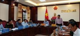 Bến Tre kiến nghị hỗ trợ để đầu tư tiếp hồ chứa nước ngọt ở 3 huyện ven biển