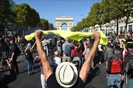 Pháp cấm một cuộc biểu tình của phong trào 'Áo vàng'