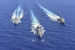 Quan chức Thổ Nhĩ Kỳ và Hy Lạp gặp nhau tại trụ sở NATO nhằm tháo gỡ căng thẳng