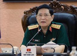 Củng cố hợp tác quốc phòng, xứng đáng là trụ cột quan trọng trong quan hệ Việt Nam - Lào