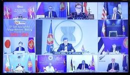 ASEAN 2020: Hội nghị Bộ trưởng Ngoại giao Cấp cao Đông Á lần thứ 10