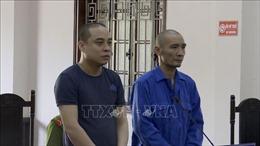 Tuyên phạt hai bị cáo 39 năm tù về tội 'Mua bán trái phép chất ma túy'
