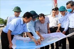 Thừa Thiên - Huế chuẩn bị sẵn sàng các phương án ứng phó bão số 5