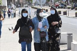 Maroc ghi nhận số ca mắc mới COVID-19 cao nhất từ khi dịch bùng phát