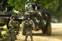 Philippines tiêu diệt 5 phần tử khủng bố