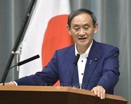 Ứng cử viên Chủ tịch LDP Yoshihide Suga công bố nhiều chính sách mới