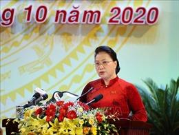 Chủ tịch Quốc hội dự Đại hội đại biểu Đảng bộ tỉnh Khánh Hòa lần thứ XVIII