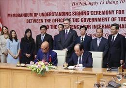 Triển khai thỏa thuận khung chiến lược trong lĩnh vực Chính phủ điện tử