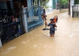 Quảng Ngãi khẩn trương khắc phục, sớm cấp điện sau mưa bão