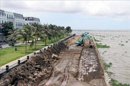 Ứng phó bão số 7: Có phương án cụ thể đảm bảo an toàn cho công trình thủy lợi
