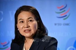 Hàn Quốc nỗ lực giành ghế Tổng Giám đốc WTO