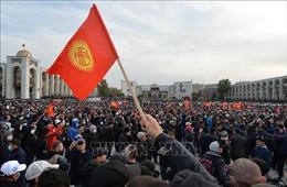 Đề xuất kéo dài tình trạng khẩn cấp tại thủ đô của Kyrgyzstan