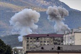 EU quan ngại sâu sắc về việc vi phạm lệnh ngừng bắn tại Nagorny-Karabakh