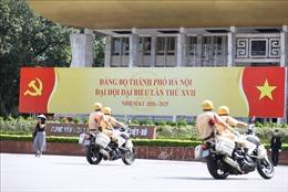 Hà Nội sẵn sàng cho Đại hội Đảng bộ thành phố lần thứ XVII
