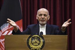 Tổng thống Afghanistan thăm chính thức Kuwait, Qatar