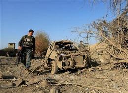 Taliban tiến hành nhiều vụ tấn công liều chết tại Afghanistan