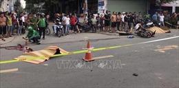 Tai nạn giao thông nghiêm liên hoàn khiến 2 người tử vong