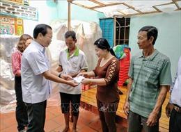 Hỗ trợ các hộ dân Cần Thơ bị thiệt hại do dông lốc