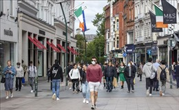 Ireland cân nhắc phong tỏa toàn quốc lần thứ hai