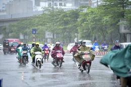 Từ ngày 6-15/10, nhiều khu vực có mưa dông, đề phòng thời tiết nguy hiểm
