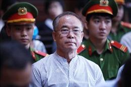 Kháng nghị, kháng cáo liên quan đến vụ án xét xử nguyên Phó chủ tịch UBND TP Hồ Chí Minh