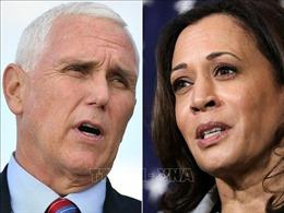 Bầu cử Mỹ 2020: Ứng cử viên Harris nhận được đánh giá tích cực sau cuộc tranh luận trực tiếp