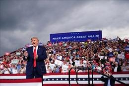 Cảnh báo nguy cơ khủng bố nhằm vào những sự kiện liên quan bầu cử Mỹ