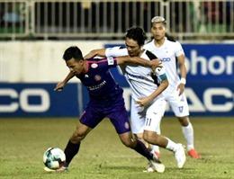 V.League 2020: Hoàng Anh Gia Lai tiếp tục thua trên sân nhà
