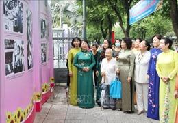 Triển lãm 90 năm - Những dấu ấn vàng son của Hội Phụ nữ Việt Nam