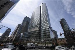 Hong Kong phạt Goldman Sachs 350 triệu USD do liên quan tới bê bối Quỹ 1MDB