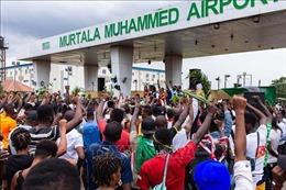 Bất ổn lại bùng phát ở thành phố Lagos, Nigeria