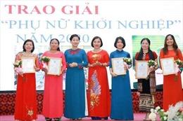 Nhân Ngày Phụ nữ Việt Nam 20/10: Phụ nữ tự tin khởi nghiệp, phát triển kinh tế