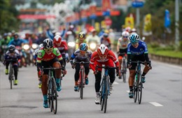 Những khoảnh khắc đẹp của Giải vô địch xe đạp đường trường và địa hình