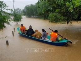 Quảng Trị đảm bảo an toàn cho người dân miền núi trước mưa lũ