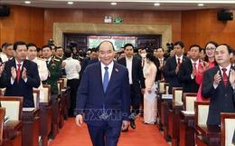 Thủ tướng dự Đại hội Đại biểu Đảng bộ TP Hồ Chí Minh