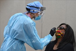 Bữa tiệc sinh nhật 'siêu lây nhiễm' tại bang New York (Mỹ)