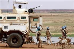 Đoàn xe của lực lượng gìn giữ hoà bình LHQ bị tấn công tại Mali