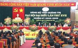 Khai mạc Đại hội Đảng bộ tỉnh Quảng Trị lần thứ XVII