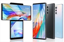 Điện thoại thông minh màn hình xoay của LG 'lên kệ' từ 6/10