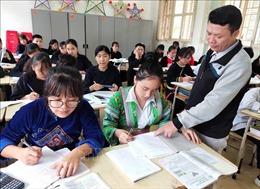Ngôi trường thắp sáng ước mơ cho học sinh vùng khó