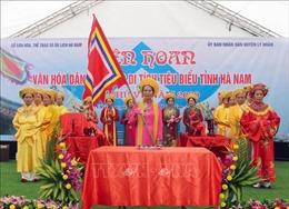 Quảng bá, phát huy giá trị các di tích tiêu biểu của tỉnh Hà Nam