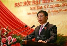 Đồng chí Nguyễn Văn Thắng được bầu giữ chức Bí thư Tỉnh ủy Điện Biên