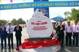 Quảng Nam thông xe kỹ thuật đường Võ Chí Công